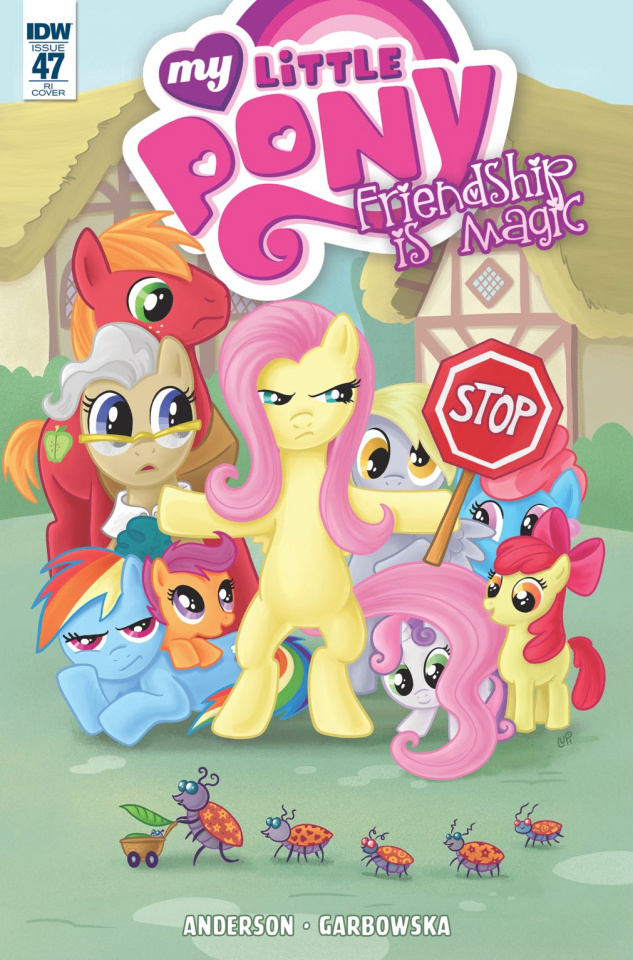 My Little Pony: Friendship Is Magic #47 (Subscription Cover)