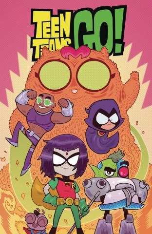 Teen Titans Go! #16