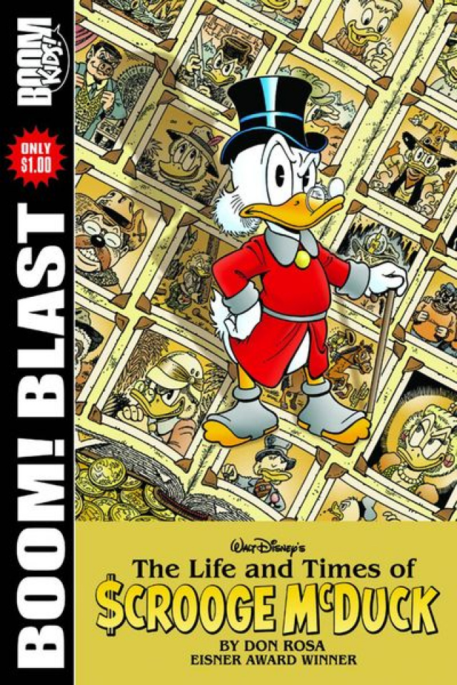 The Life and Times of Scrooge McDuck #1 (BOOM! Blast Edition)