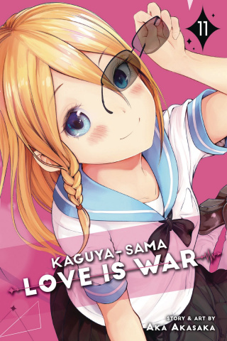 Kaguya-Sama: Love Is War Vol. 11