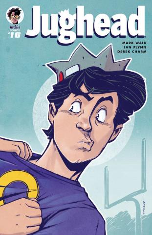 Jughead #16 (Elliot Fernandez Cover)