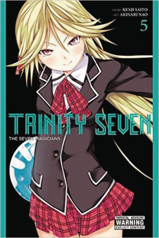 Trinity Seven Vol. 6: The Seven Magicians