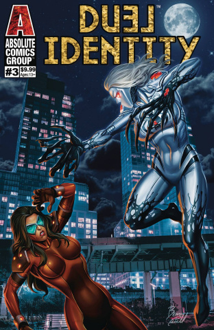 Duel Identity #3 (Benny Powell Holofoil Edition)