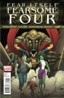 Fear Itself: Fearsome Four #1