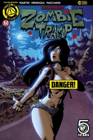 Zombie Tramp #29 (Maccagni Cover)
