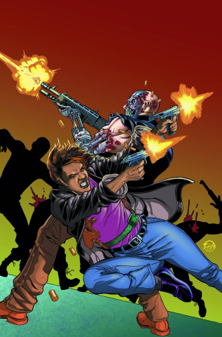 The Terminator: The Enemy of My Enemy #5
