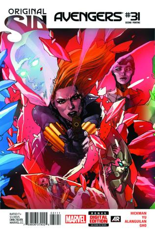 Avengers #31 (2nd Printing)