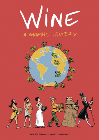 Wine: A Graphic History