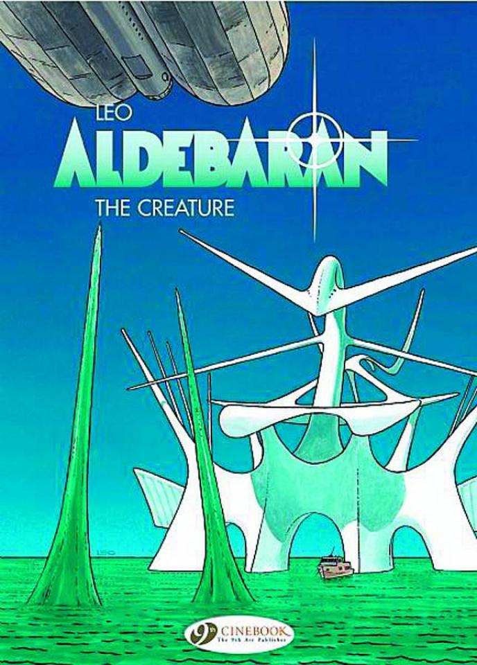 Aldebaran Vol. 3: The Creature