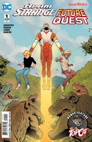Adam Strange / Future Quest Special #1