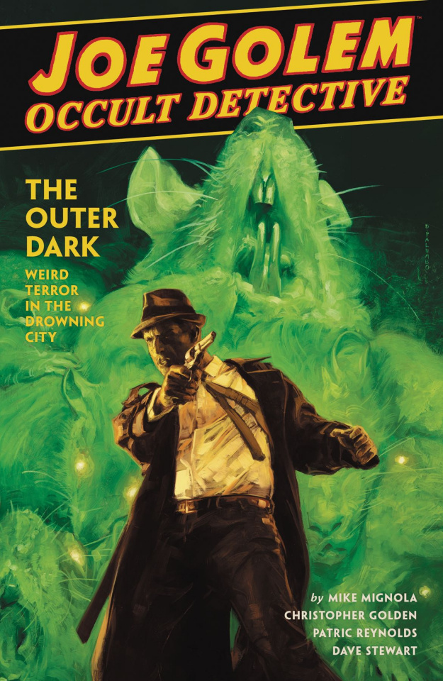 Joe Golem, Occult Detective Vol. 2: The Outer Dark