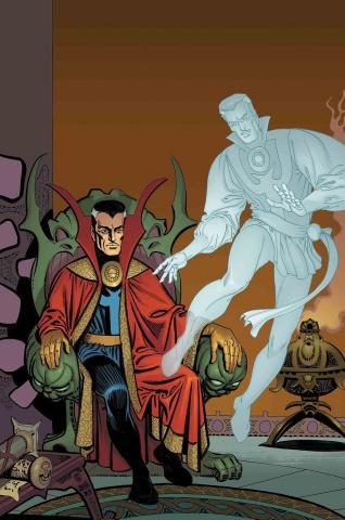 The Defenders: Doctor Strange #1 (Ditko Remastered Cover)