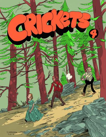 Crickets #4