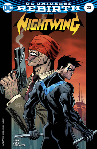 Nightwing #23 (Variant Cover)