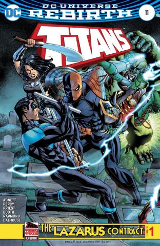 Titans #11