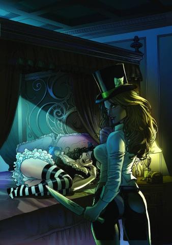 Grimm Fairy Tales: Wonderland #17 (Ortiz Cover)