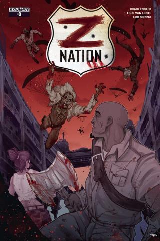 Z Nation #3 (Medri Cover)