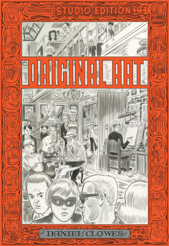 Fantagraphics Studio Edition: Daniel Clowes