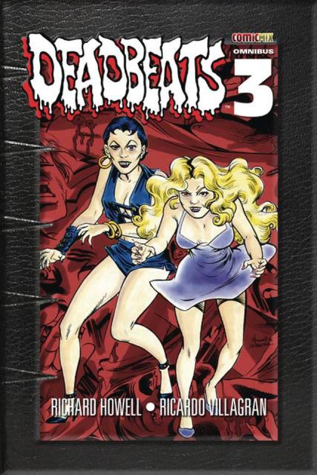Deadbeats Vol. 3 (Omnibus)