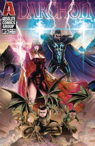 Darchon #5 (Jaime Cover)