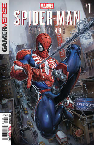 Spider-Man: City at War #1