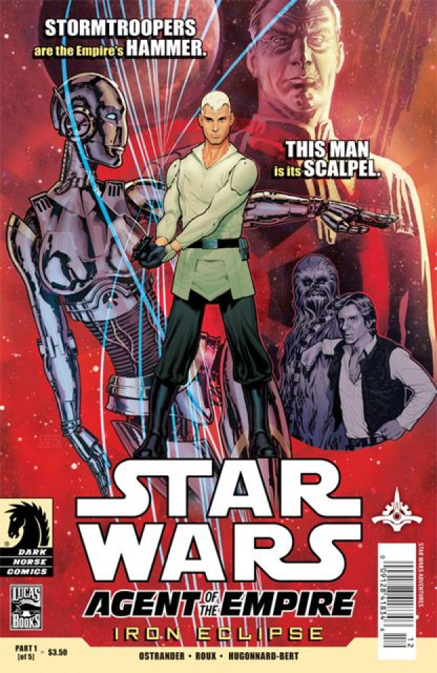 Star Wars: Agent of the Empire - Iron Eclipse #1