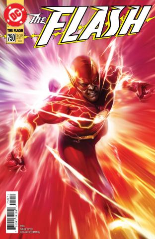 The Flash #750 (1990s Mattina Cover)