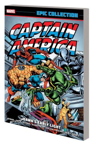 Captain America: Dawn's Early Light