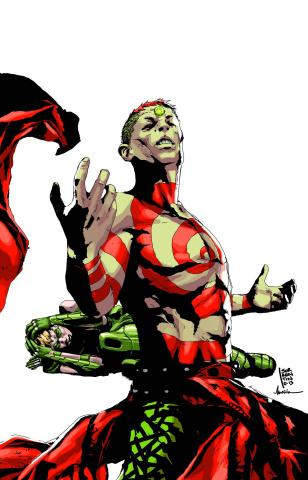 Green Arrow #23.1: Count Vertigo