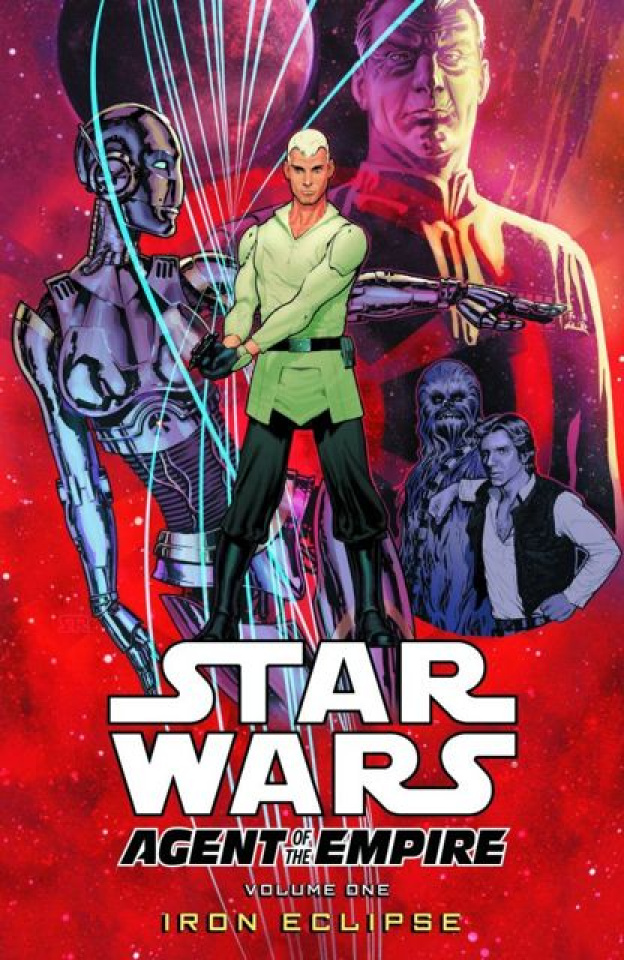 Star Wars: Agent of the Empire Vol. 1: Iron Eclipse