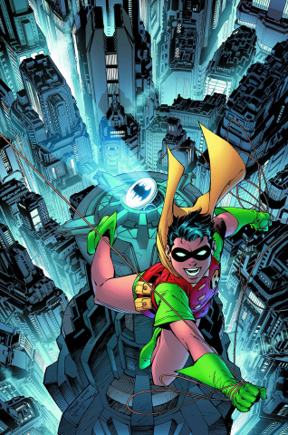 Robin: The Boy Wonder - A Celebration of 75 Years