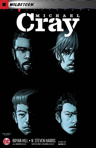 Wildstorm: Michael Cray #3