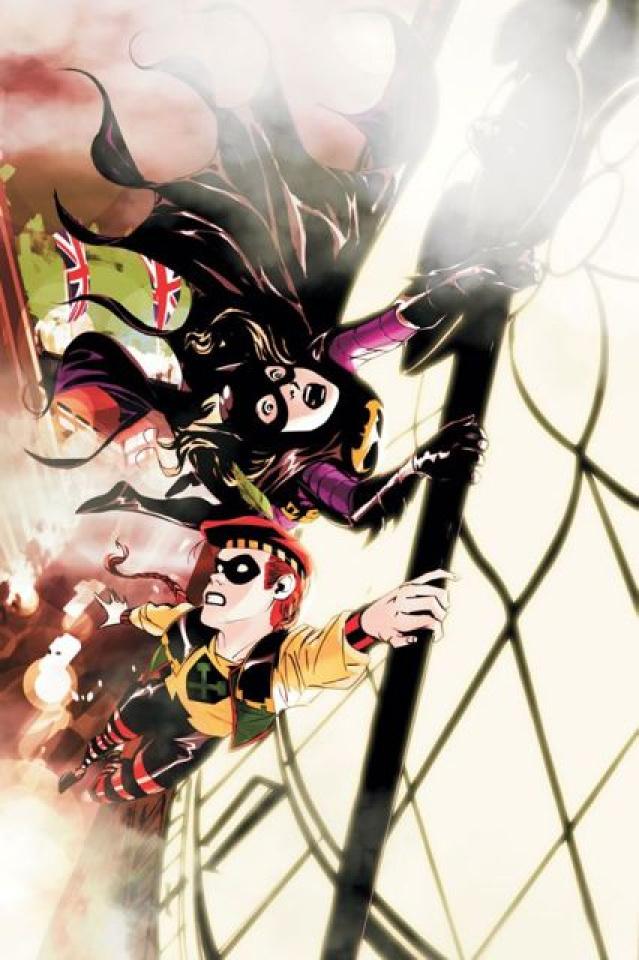 Batgirl #22