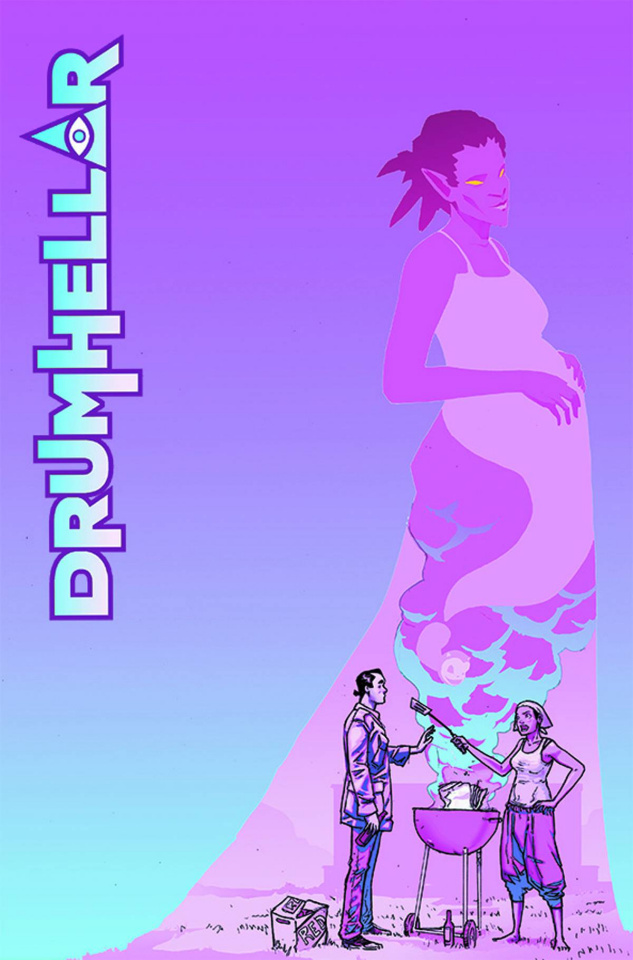 Drumhellar #10