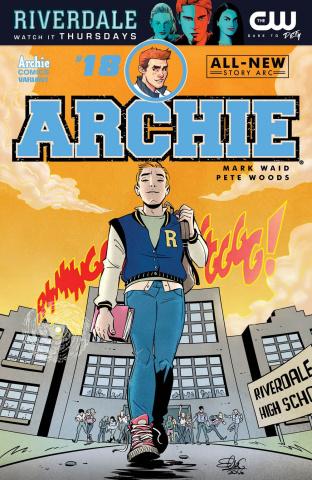 Archie #18 (Elsa Charretier Cover)