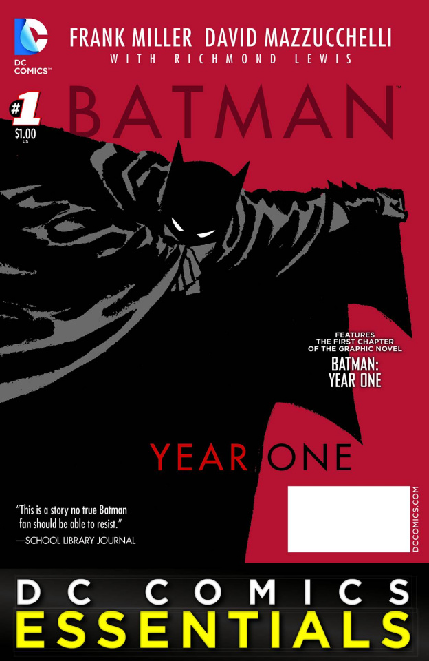 Batman: Year One #1