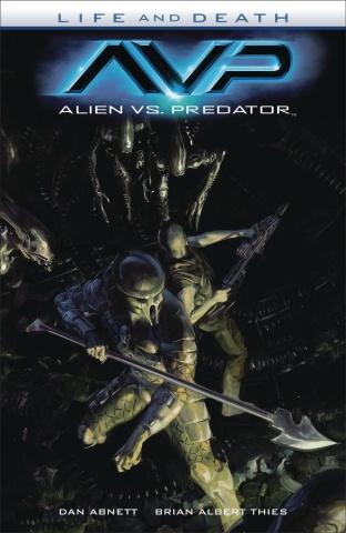Aliens vs. Predator: Life and Death