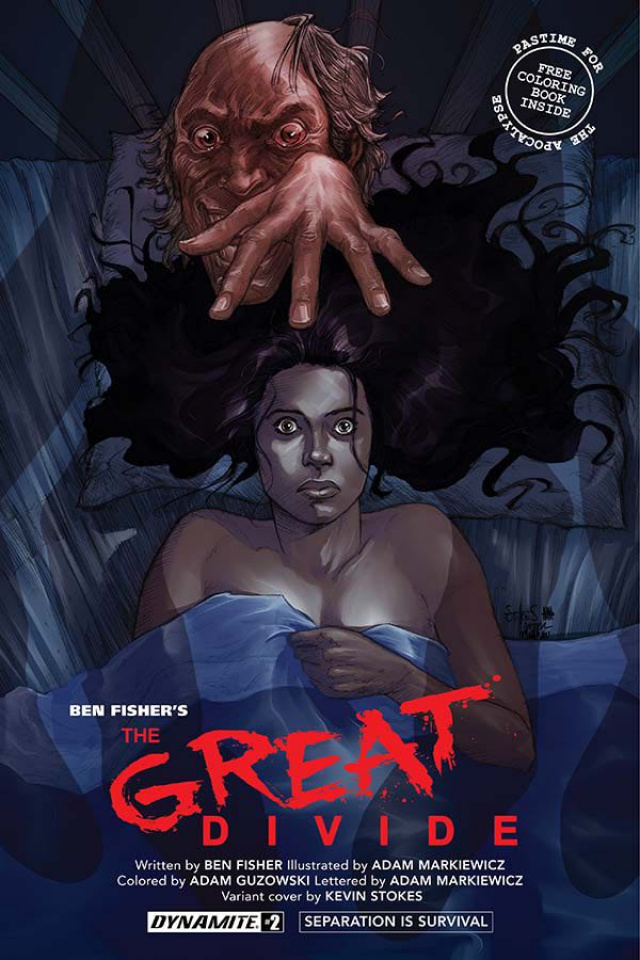 The Great Divide #2 (Stokes Homage Cover)