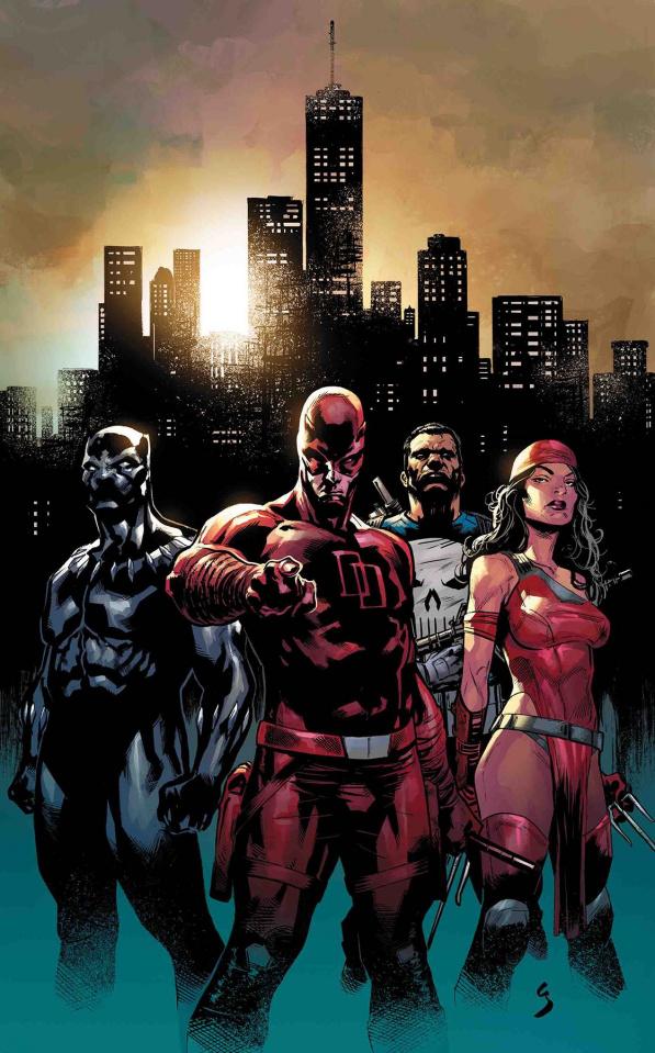 Marvel Knights: 20th Anniversary #6