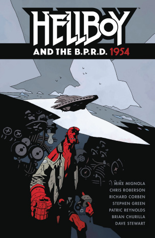 Hellboy and The B.P.R.D.: 1954