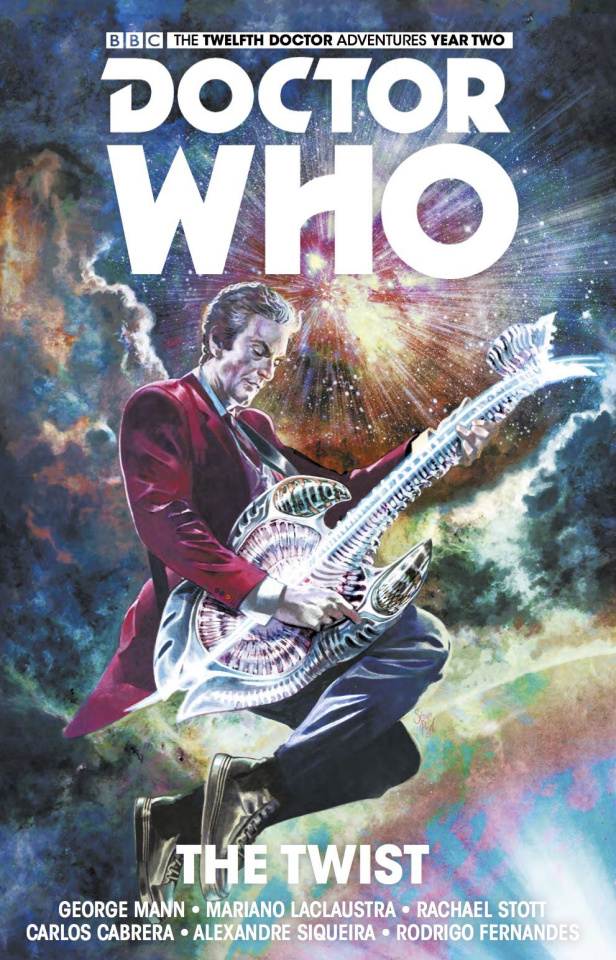Doctor Who: New Adventures with the Twelfth Doctor, Year Two Vol. 5: The Twist