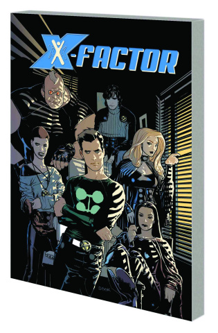 X-Factor by Peter David Vol. 1