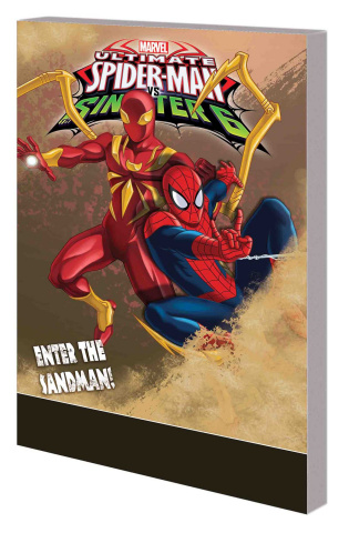 Marvel Universe: Ultimate Spider-Man vs. The Sinister 6 Vol. 2 (Digest)