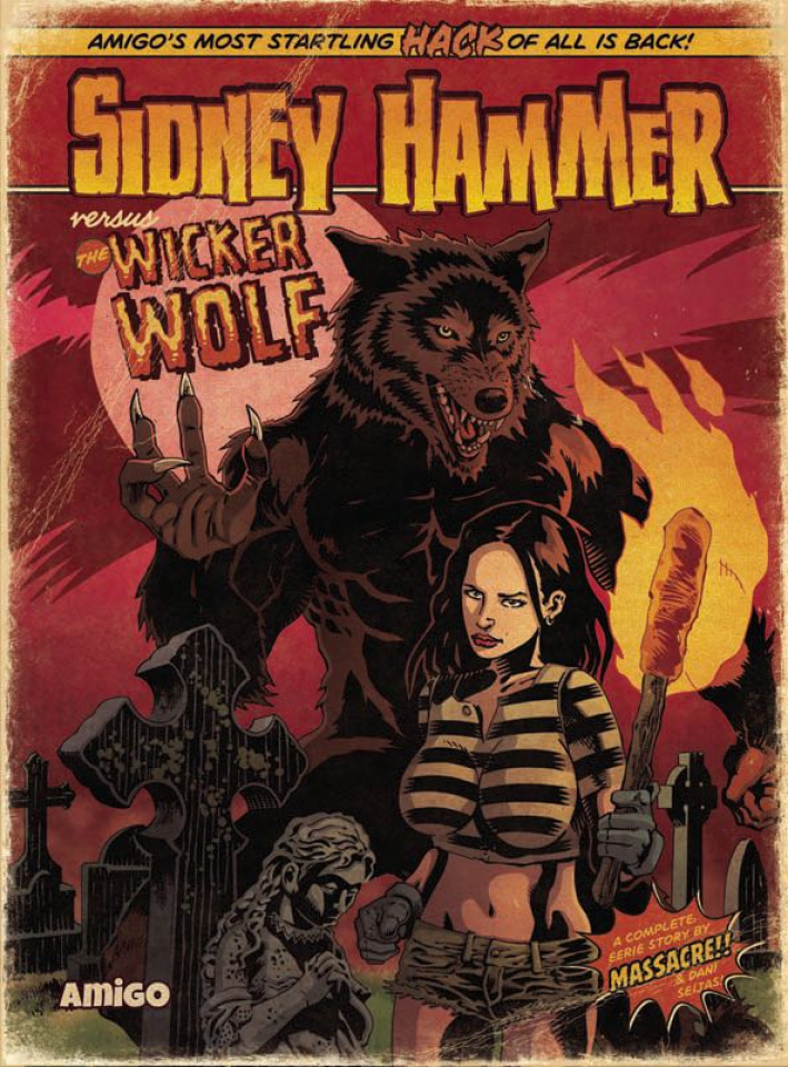 Sidney Hammer vs. The Wicked Wolf