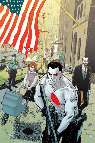 Bloodshot U.S.A. #1 (Hamner Cover)