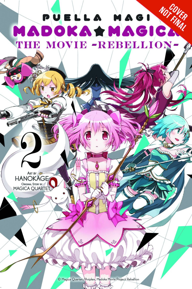 Puella Magi Madoka Magica: The Movie - Rebellion Vol. 2
