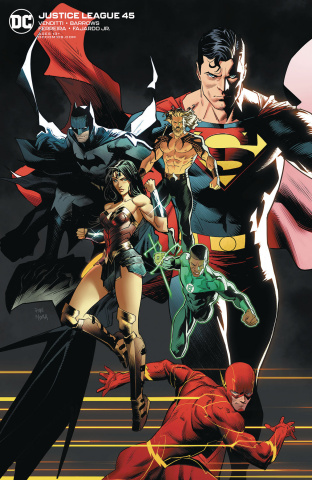 Justice League #45 (Dan Mora Cover)