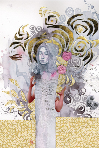 American Gods: My Ainsel #3 (David Mack Cover)