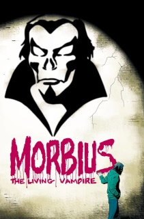 Morbius: The Living Vampire #2 (Martin Cover)