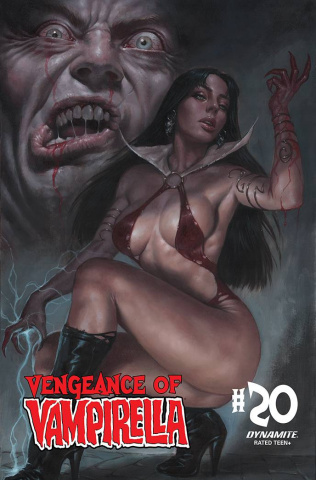Vengeance of Vampirella #20 (Parrillo Cover)